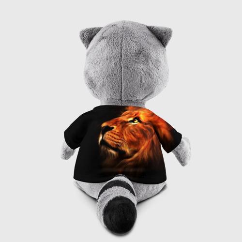 Енотик в футболке 3D Lion Фото 01