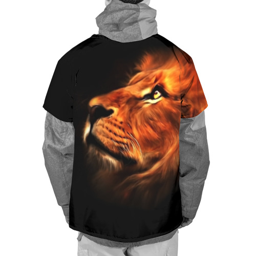 Накидка на куртку 3D Lion Фото 01