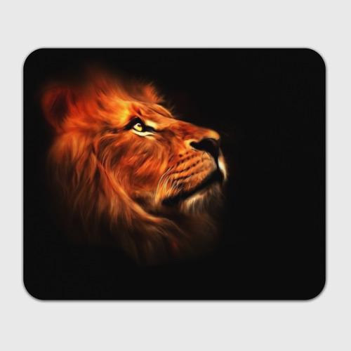 Коврик для мышки прямоугольный Lion Фото 01