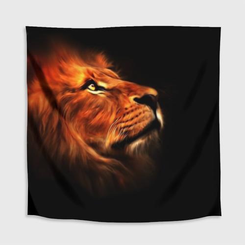 Скатерть 3D Lion Фото 01