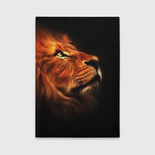 Обложка для автодокументов Lion Фото 01