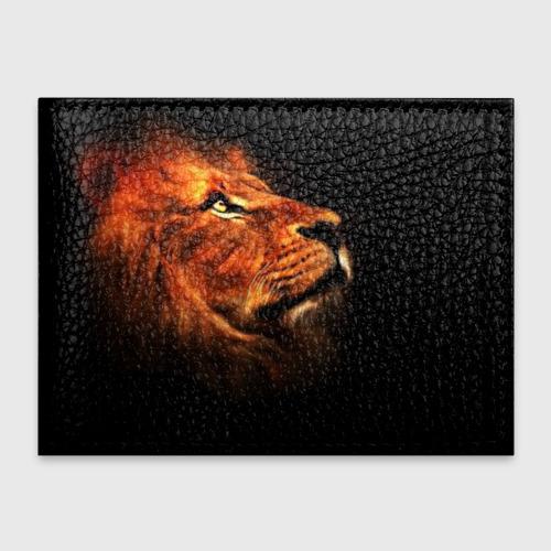 Обложка для студенческого билета Lion Фото 01