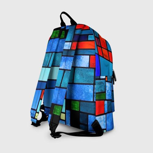 Рюкзак 3D Мозаичная абстракция Фото 01