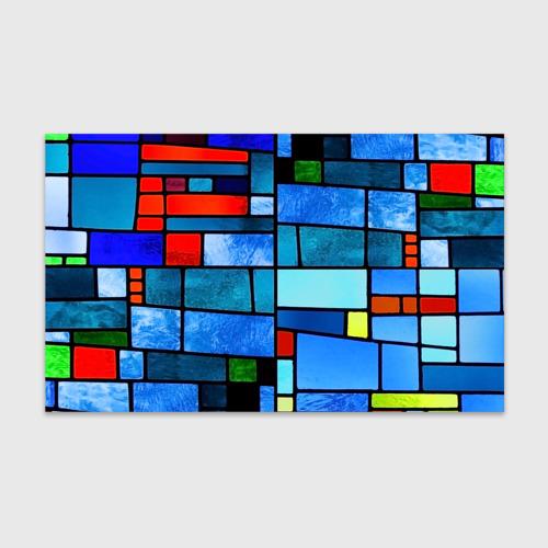 Бумага для упаковки 3D Мозаичная абстракция Фото 01