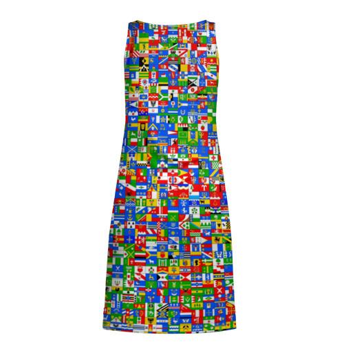 Платье-майка 3D  Фото 02, Gerb bombing