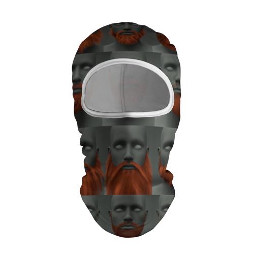Балаклава 3D  Фото 01, Борода