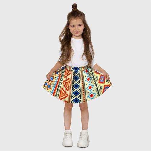 Детская юбка-солнце 3D  Фото 03, Африка