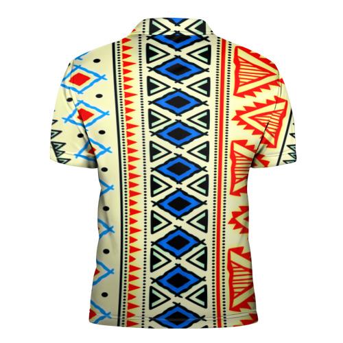 Мужская рубашка поло 3D  Фото 02, Африка