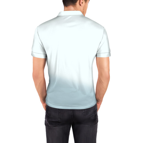 Мужская рубашка поло 3D  Фото 04, Indian 7