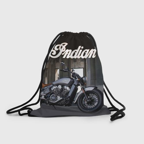 Рюкзак-мешок 3D Indian 8 Фото 01