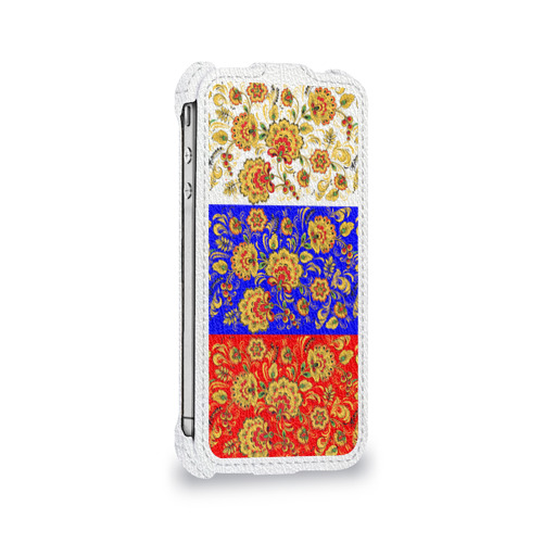 Чехол для Apple iPhone 4/4S flip  Фото 05, From Russia with love