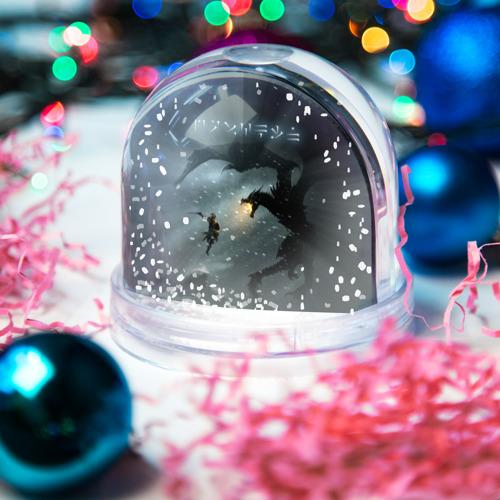 Водяной шар со снегом  Фото 03, Skyrim