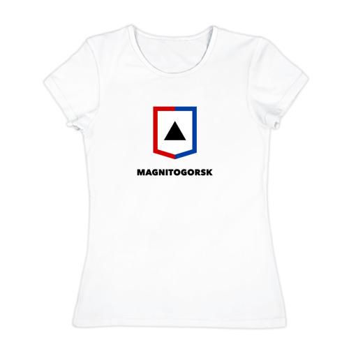 Женская футболка хлопок  Фото 01, Магнитогорск