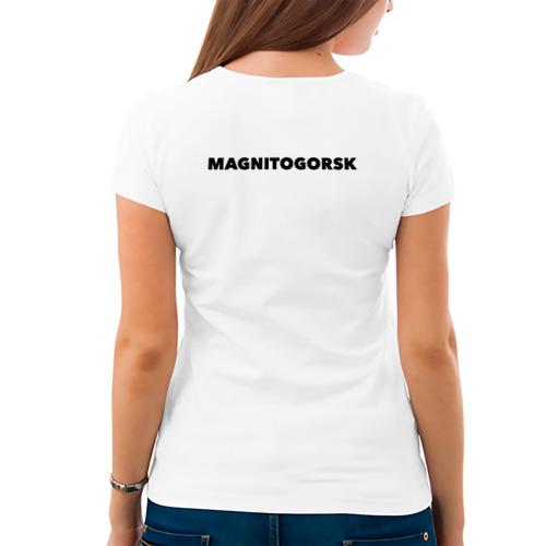 Женская футболка хлопок  Фото 04, Магнитогорск