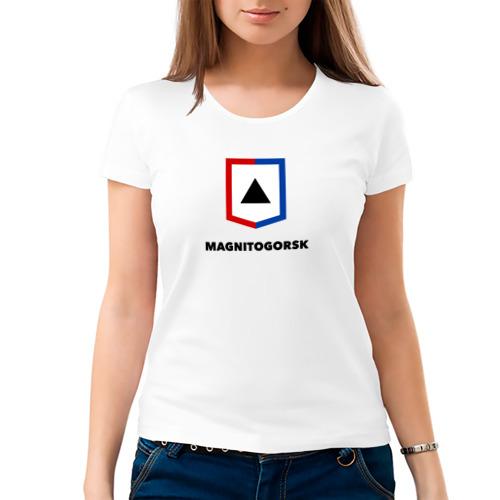 Женская футболка хлопок  Фото 03, Магнитогорск
