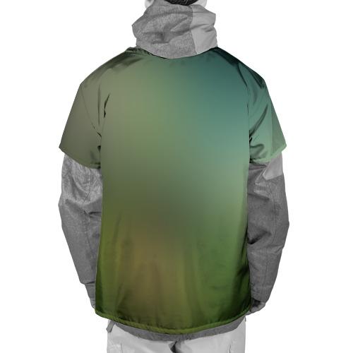 Накидка на куртку 3D  Фото 02, Earth Spirit
