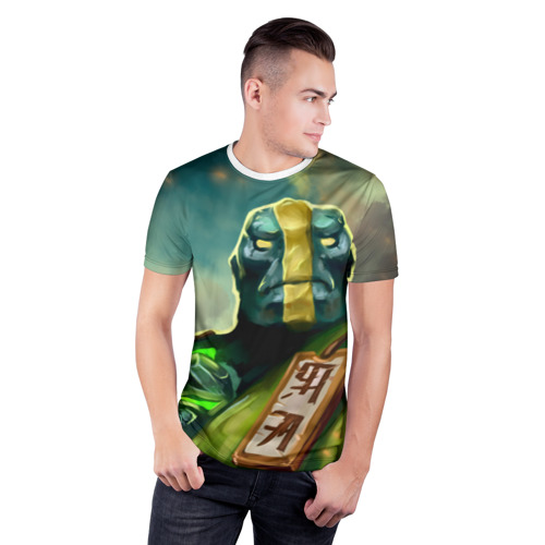 Мужская футболка 3D спортивная  Фото 03, Earth Spirit