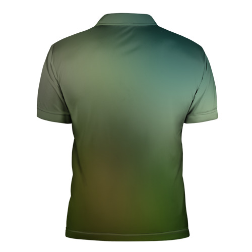 Мужская рубашка поло 3D  Фото 02, Earth Spirit