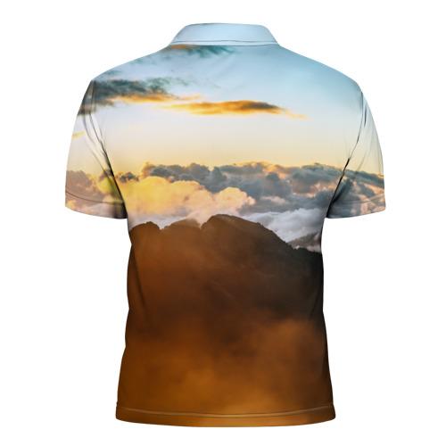 Мужская рубашка поло 3D  Фото 02, Ланнистер