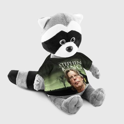 Енотик в футболке 3D  Фото 03, Стивен Кинг - Король ужасов