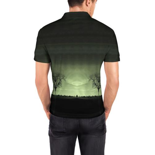 Мужская рубашка поло 3D  Фото 04, Стивен Кинг - Король ужасов