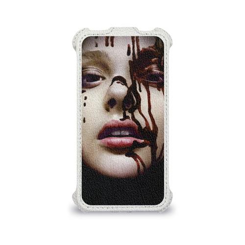 Чехол для Apple iPhone 4/4S flip  Фото 04, Стивен Кинг - Король ужасов
