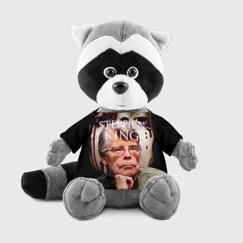 Енотик в футболке 3D  Фото 01, Стивен Кинг - Король ужасов