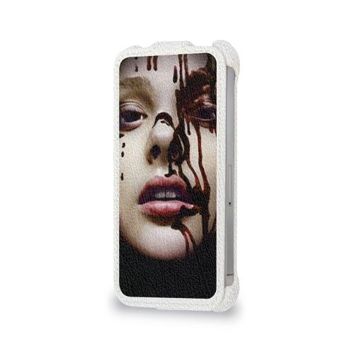 Чехол для Apple iPhone 4/4S flip  Фото 06, Стивен Кинг - Король ужасов