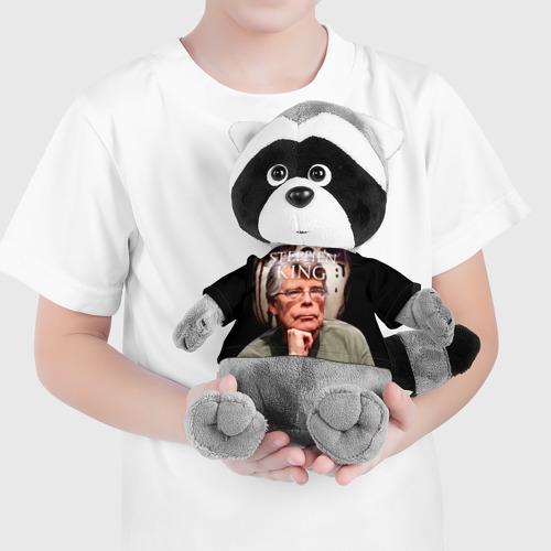 Енотик в футболке 3D  Фото 04, Стивен Кинг - Король ужасов