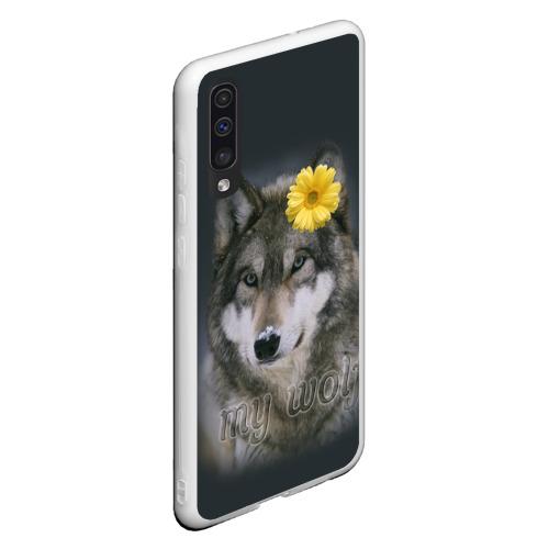 Чехол для Samsung A50 Мой волк Фото 01