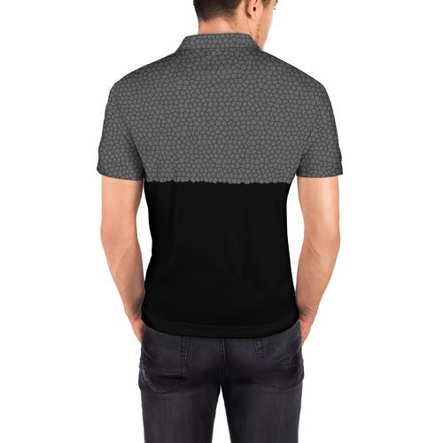 Мужская рубашка поло 3D  Фото 04, Ryuzetsu