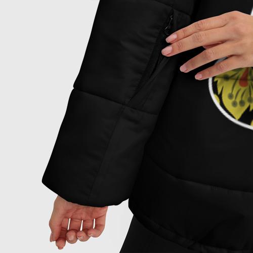 Женская зимняя куртка Oversize Мы Фото 01