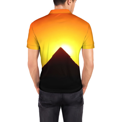 Мужская рубашка поло 3D  Фото 04, Egypt
