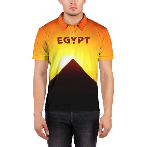Мужская рубашка поло 3D  Фото 03, Egypt