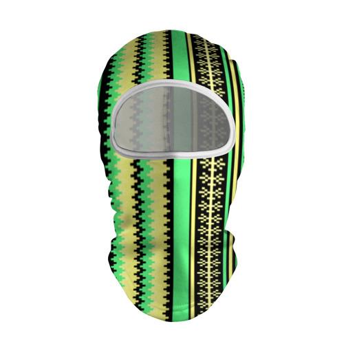 Балаклава 3D  Фото 01, Этнический