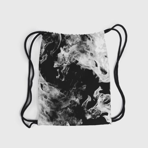 Рюкзак-мешок 3D Дым Фото 01