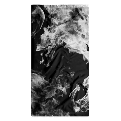 Бандана-труба 3D  Фото 07, Дым