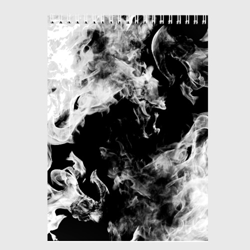 Скетчбук Дым Фото 01