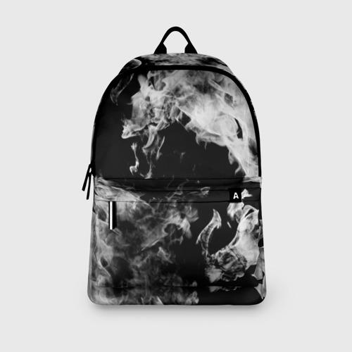 Рюкзак 3D Дым Фото 01