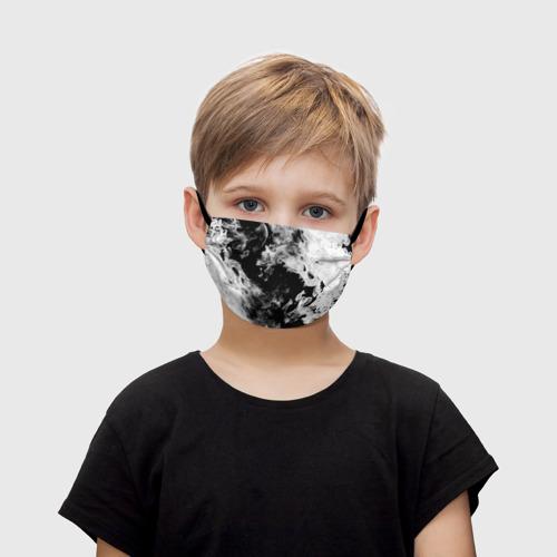 Детская маска (+5 фильтров) Дым Фото 01