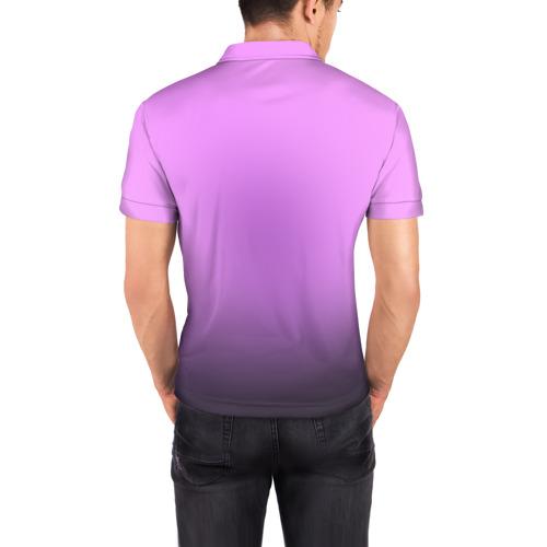 Мужская рубашка поло 3D  Фото 04, Antimage