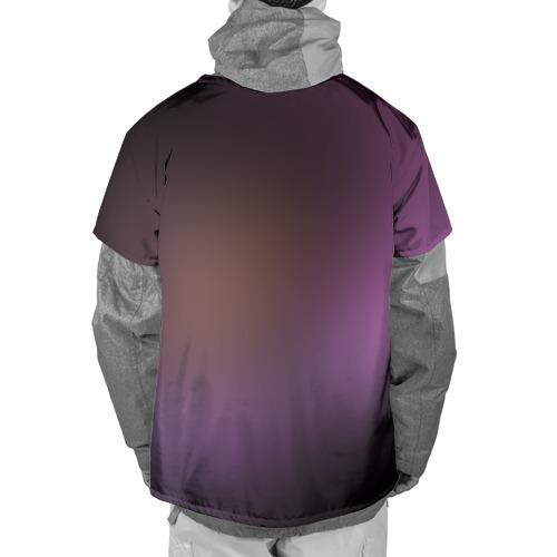 Накидка на куртку 3D  Фото 02, Anti-Mage