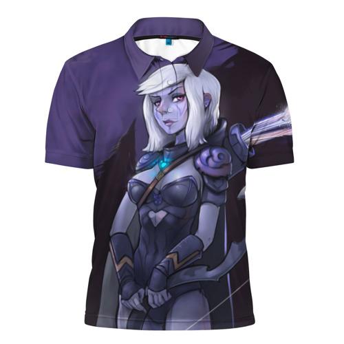 Мужская рубашка поло 3D  Фото 01, Тракса