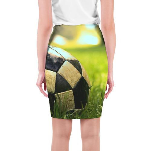 Юбка 3D  Фото 02, Футбол