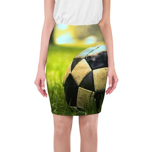 Юбка 3D  Фото 01, Футбол