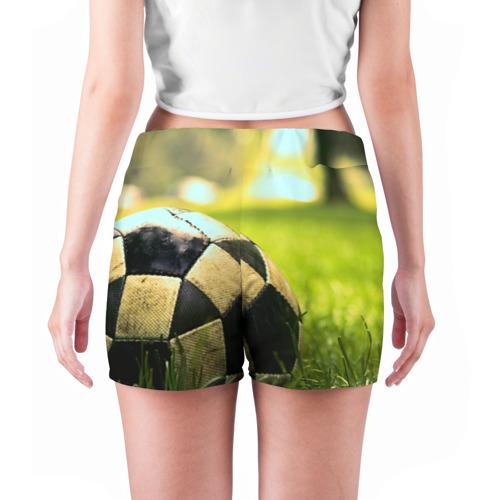 Женские шорты 3D  Фото 04, Футбол