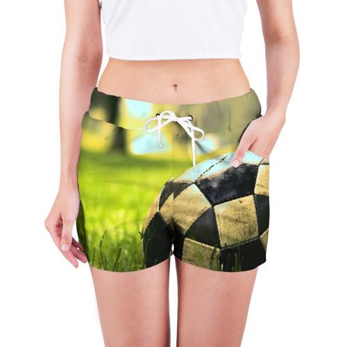 Женские шорты 3D  Фото 03, Футбол