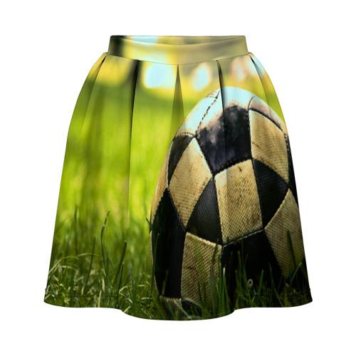 Юбка-солнце 3D Футбол
