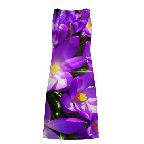 Платье-майка 3D  Фото 02, Сиреневая прелесть