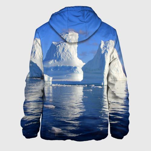 Мужская куртка 3D  Фото 02, Айсберг